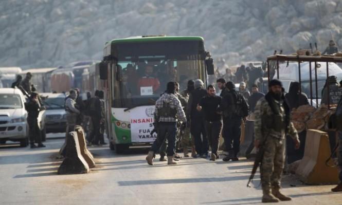 """""""سورية الديموقراطية"""" تسيطر بالرقة وثلاثة آلاف مدني غادروها"""