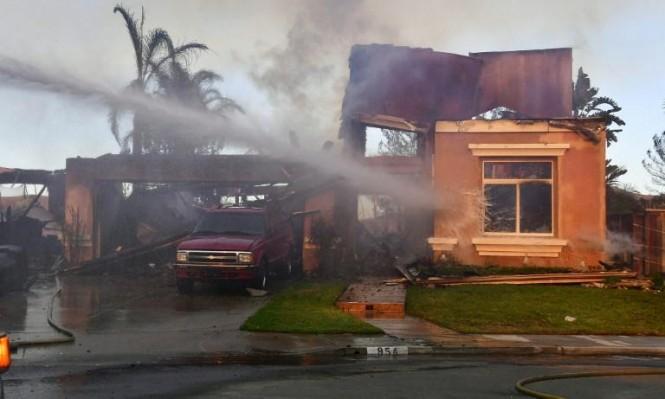 حرائق كاليفورنيا تودي بحياة 40 شخصا على الأقل