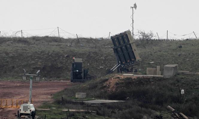 إطلاق قذيفتين من سيناء باتجاه إسرائيل