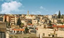 أبو سنان: ضم 45 دونما في الحي الجنوبي للمسطح