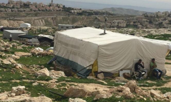 """الاحتلال يهدم 3 منشآت سكنية بـ""""جبل البابا"""" بالقدس"""