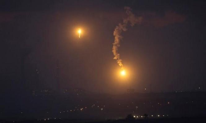 """""""داعش"""" يتبنى قصف إسرائيل بقذيفتين من سيناء"""