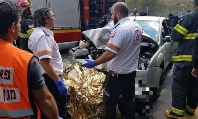 دالية الكرمل: مصرع يوسف حلبي في حادث طرق بالقدس