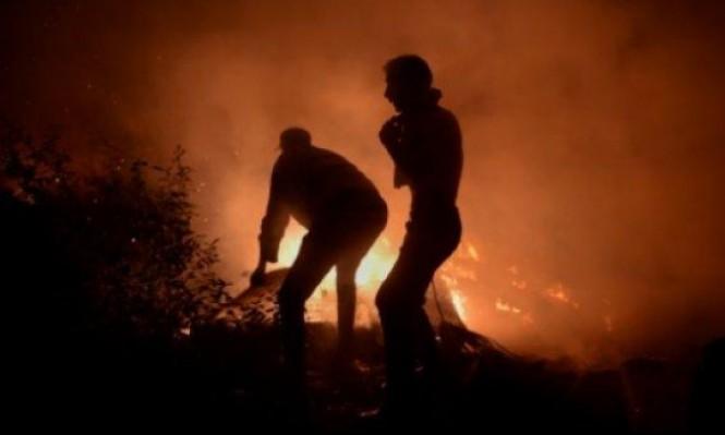 البرتغال: الحرائق تودي بحياة 27 شخصا على الأقل
