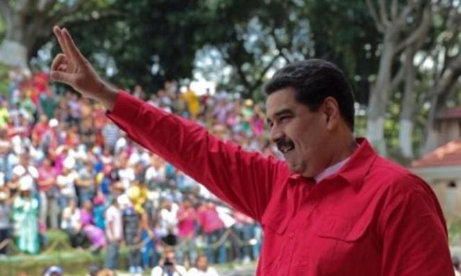 الحزب الحاكم بفنزويلا يفوز بالانتخابات والمعارضة تتهمه بالتزوير