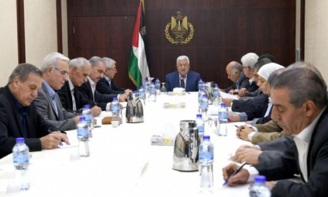 مركزية فتح تجتمع دون رفع العقوبات عن غزة