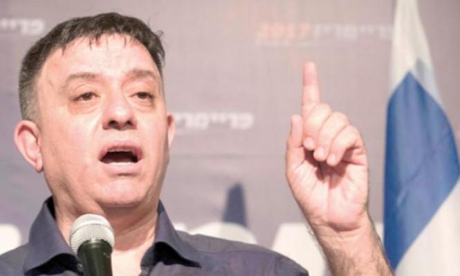 غباي: لا شريك فلسطينيا والعرب لا يفهمون إلا لغة القوة