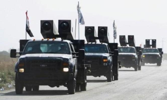 القوت العراقية تتقدم نحو إحكام السيطرة على كركوك