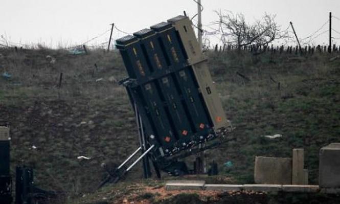 تل أبيب أبلغت موسكو: غارة إسرائيلية على موقع بسورية