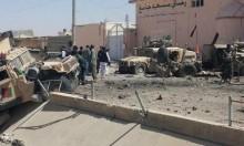 أفغانستان: مقتل 32 شخصا في هجوم على مجمع للشرطة
