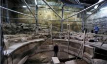 القدس: العثور على مدرج روماني أثري قرب الأقصى