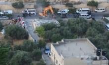 جرافات الاحتلال تهدم منزلين في سلوان