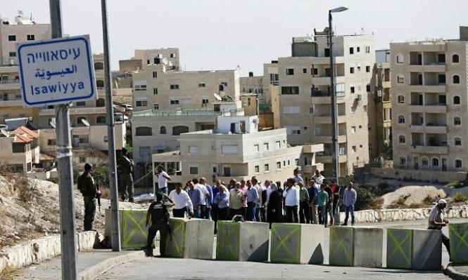 إضراب مفتوح بمدارس العيساوية احتجاجا على اعتداءات الاحتلال