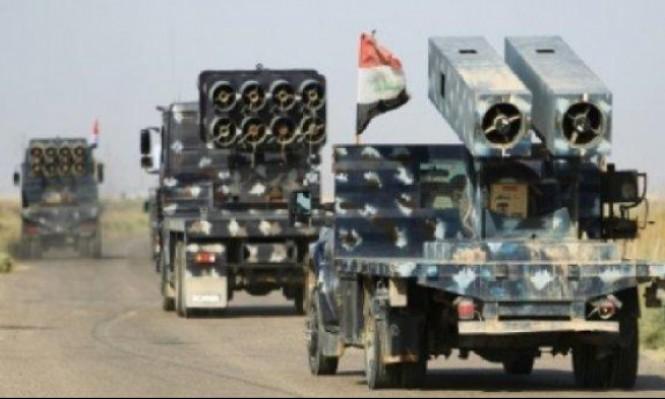 القوات العراقية تستكمل السيطرة على مراكز كركوك