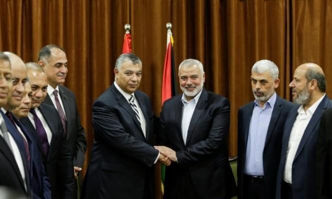 حماس: التدخل الإسرائيلي مرفوض والرد بإنجاز المصالحة