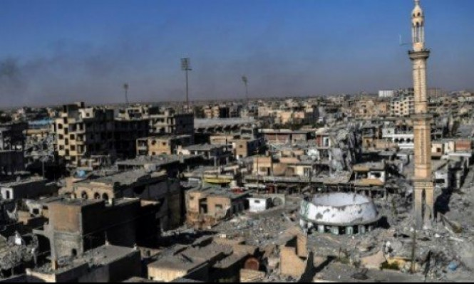 سورية: قسد تعلن سيطرتها على دوار النعيم والمستشفى الوطني في الرقة