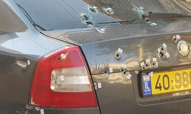 مجد الكروم: إطلاق نار على 3 سيارات