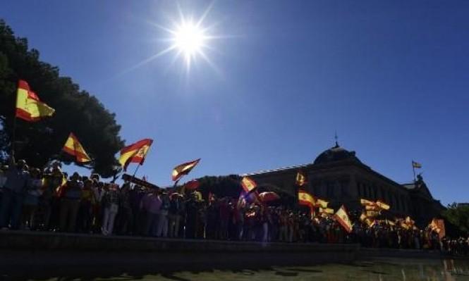 """مهلة كاتالونيا """"للرد"""" على مدريد تنتهي غدا الخميس"""