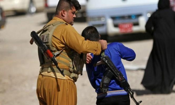 قتلى بصفوف الحشد الشعبي والأكراد ينزحون عن كركوك