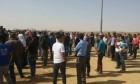 تل السبع: تشييع جثمان ضحية جريمة القتل أبو طه