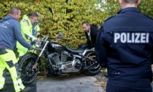 """الشرطة الألمانيّة تداهم نوادي """"ملائكة الجحيم"""""""