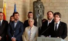 مدريد تعرض على كاتالونيا إجراء انتخابات مبكرة كمخرج
