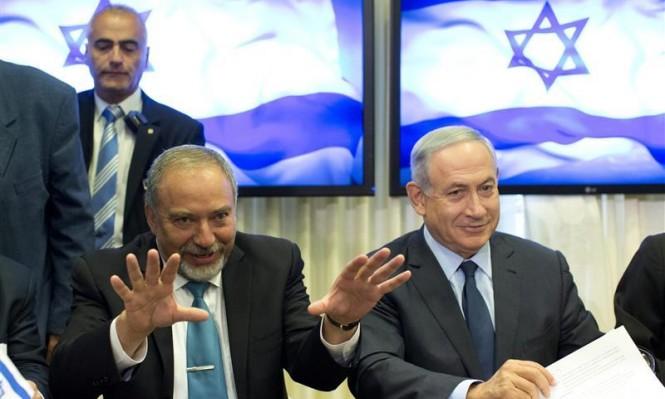ليبرمان يطالب بـ 4 مليار شيكل لمواجهة الخطر الإيراني