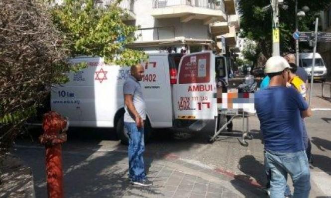 حيفا: إصابة مسنة في حادث دهس