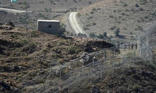 باكستان تبني جدارا على حدودها مع أفغانستان