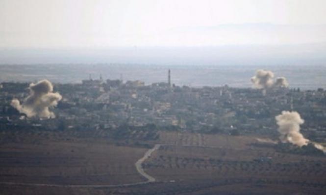 سقوط قذيفة من الأراضي السورية بالجولان المحتل