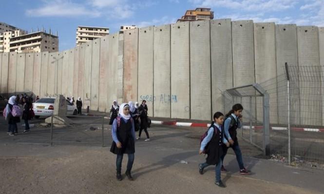 تواصل الإضراب بمدارس العيساوية احتجاجا على اعتداءات الاحتلال