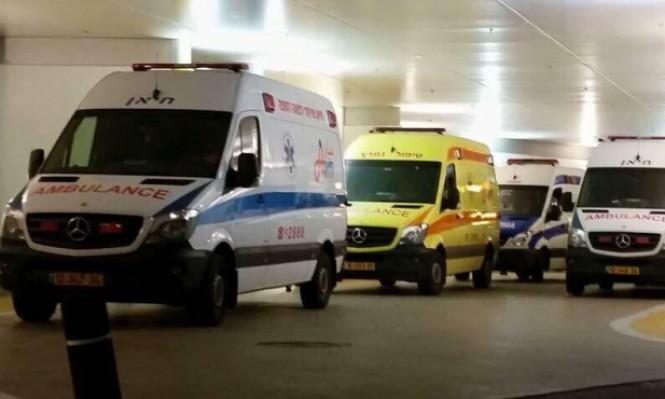 كفر ياسيف: نقل 19 طفلا من أحد الملاجئ للمستشفى