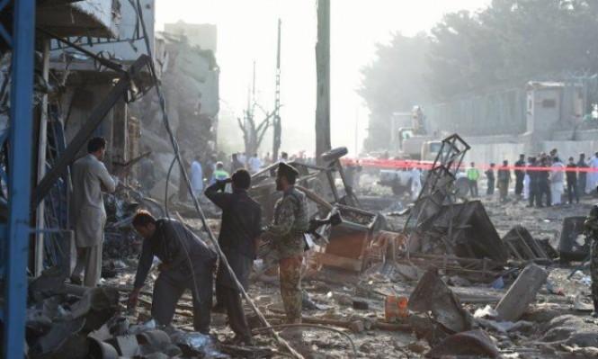 أفغانستان: مقتل 43 جنديا بهجوم لطالبان على معسكر