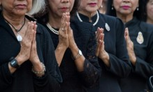 مهرجان للنباتيين في تايلاند: بانتظار حرق الجثمان
