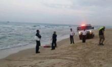 مصرع امرأة في حادث غرق بوسط البلاد