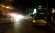 كفر قرع: إصابة شاب في جريمة إطلاق نار