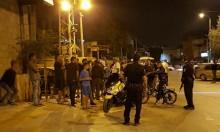 قلنسوة: إصابة طفل بجريمة إطلاق نار