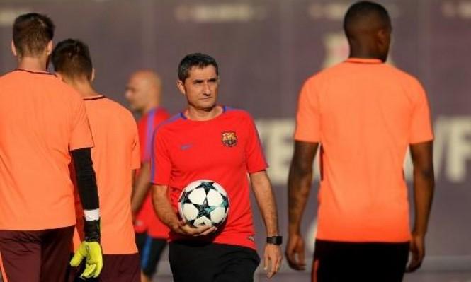 مدرب برشلونة يخطط للاستغناء عن 3 لاعبين