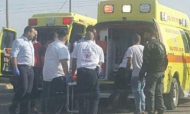 كفر كنا: إصابة شابين سقطا عن حصان