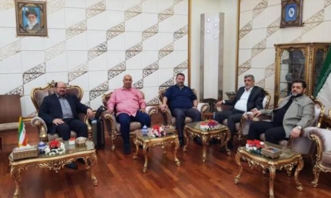 وفد حماس يصل إلى طهران في زيارة تستمر 3 أيام