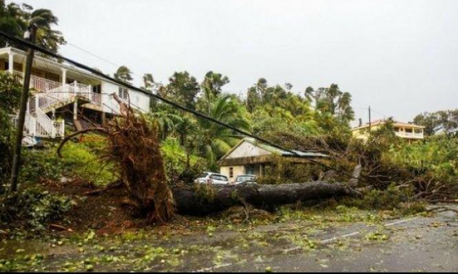 الإعصار لان يقترب من اليابان محملا بأمطار غزيرة ورياح مدمرة