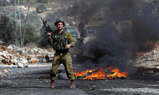 جريح بالخليل برصاص الاحتلال وإصابات بالاختناق بكفر قدوم