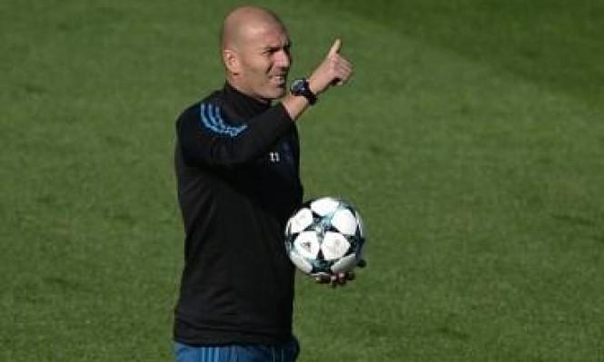 مدرب ريال مدريد يتلقى نبأ جيدا
