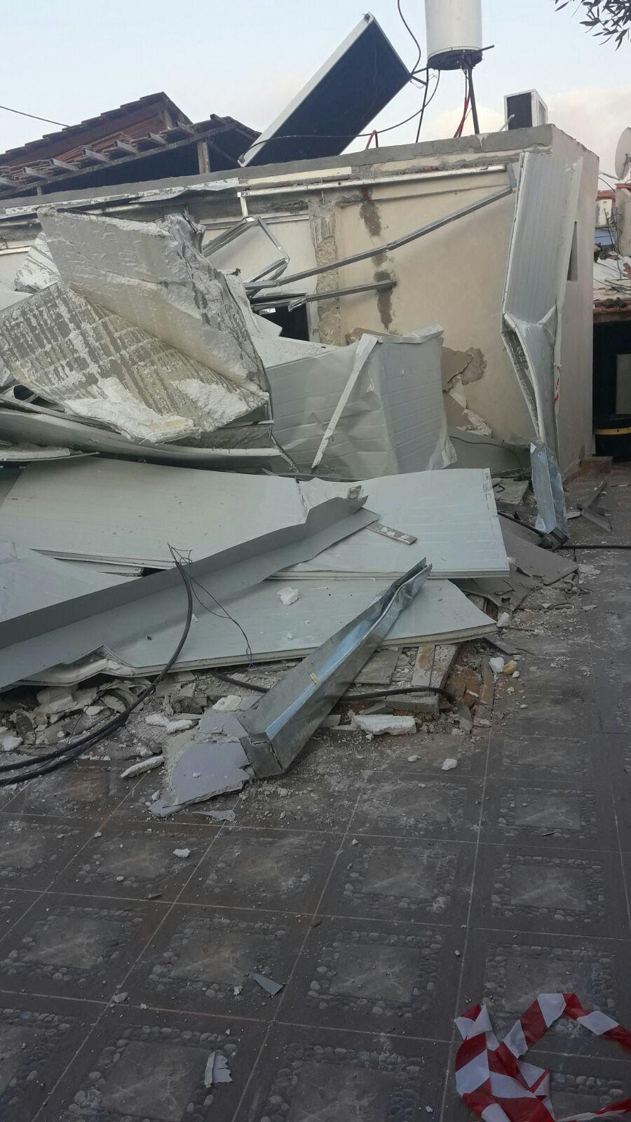 بلدية اللد تهدم منزلا لعائلة الفقير وتشرد قاطنيه