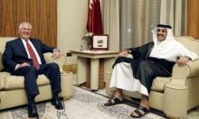 تيلرسون يصل الدوحة على أمل حل الأزمة الخليجية