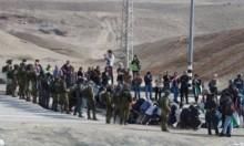 اعتقال 67 فلسطينيا بالنقب بزعم العمل دون تصاريح