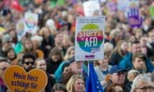"""برلين: الآلاف يتظاهرون ضد حزب """"البديل لألمانيا"""" المتطرف"""