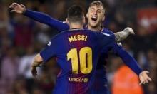 مدرب ملقا ينتقد الأداء التحكيمي بعد هدف برشلونة