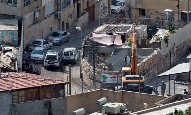القدس المحتلة: توسيع بؤرة استيطانية بـ176 وحدة سكنية