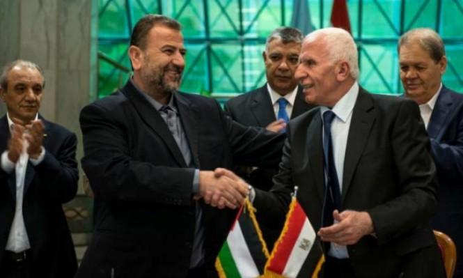 """واشنطن ترى بالمصالحة الفلسطينية """"فرصة نادرة"""" لتسوية إقليمية"""